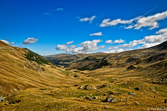 TRANSALPINA MOUNTAIN ROAD, ROMANIA SEPTEMBER 2014 ! (Zoli Bulucz) Tags: road travel sky sun mountain color green nature beautiful beauty clouds landscape photography nikon europe day outdoor hill romania nikkor transalpina pasion d300
