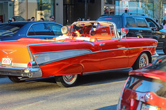 IMG_7290 (kz1000ps) Tags: orange chevrolet belair car boston massachusetts convertible chevy 1957