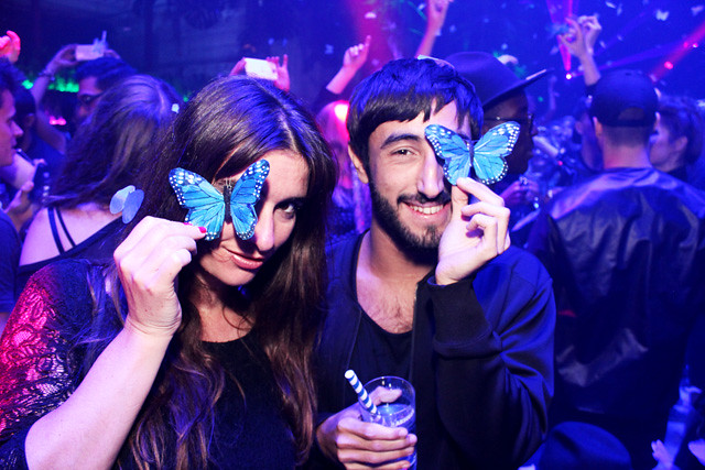 Nights by Absolut – Berlin Party Fotos