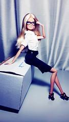 #barbie #doll #dolls #fashionroyalty #integritytoys #sexygirl (xihuanhaidenanhai) Tags: doll dolls barbie sexygirl fashionroyalty integritytoys
