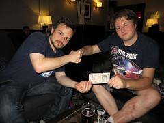 Boot Sale Challenge (DJ Damien) Tags: neil hotels char bournemouth september2g14