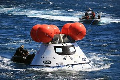 Orion Underway Recovery Test 3