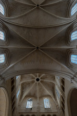 Laon Cathedral Choir Vaults and Lantern (Stan Parry) Tags: france cathedral medieval vault middle ages middleages laon picardy aisne