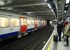 Westminster Station (chrisbell50000) Tags: uk england london westminster station train circle underground united stock tube platform railway kingdom s line passengers commuters s7 chrisbellphotocom