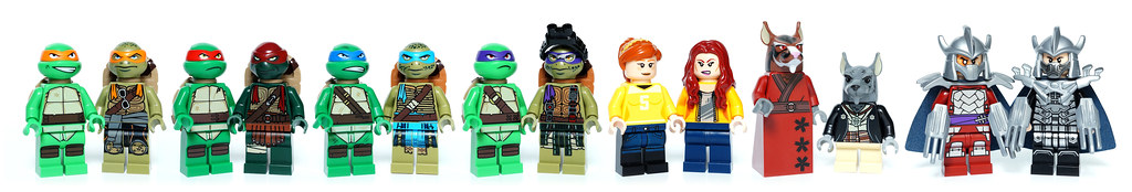 The World's Best Photos of donatello and lego - Flickr ...