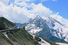 Grossglockner High Alpine Road, Hohe Tauern National Park, Austria (www.traveljunction.com) Tags: mountain alps austria carinthia austrian grossglockner salzburgerland scenicdrive hohetauernnationalpark highalpineroad highestmountaininaustria