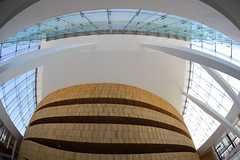 Operahuset - Interior Fisheye (schoeband) Tags: oslo norway architecture norge fisheye operahuset fullframefisheye oslooperahouse