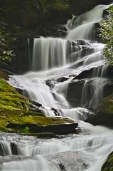 Roaring Fork Falls (esywlkr) Tags: landscape waterfall nc northcarolina roaringfork pisgah wnc pisgahnationalforest