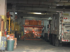 DSNY Snow Melter Unit (Jamo1454) Tags: new york city snow garage queens department sanitation unit melter dsny