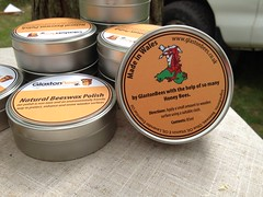 Natural 100% Beeswax Polish