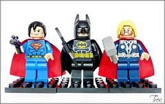 Comic Book Super Heroes (Trev Grant) Tags: youmakemesmile