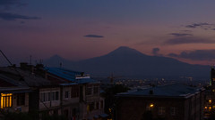 Mountain Ararat, view from Yerevan, Armenia (ghardashyan) Tags: nikon armenia coolpix sis yerevan masis ararat    p330