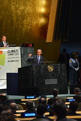 President Obama Delivers Remarks at the UN Climate Summit (U.S. Department of State) Tags: nyc un unitednations climatechange barackobama unga unga2014
