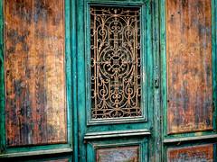 (Artypixall) Tags: door france facade entrance aquitaine blaye