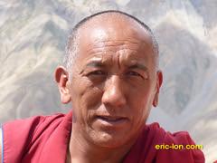 Yoga at Kee Monastery Spiti (Eric Lon) Tags: yoga buddhist teacher monastery monks teaching spiti kee ericlon