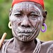 Warrior, Mursi Tribe, Ethiopia