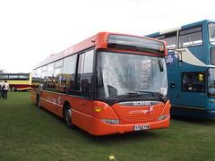 YT60YYM (Yorkshire Tiger) 21-09-2014 Duxford Showbus.1 (routemaster2217) Tags: transport duxford imperialwarmuseum iwm showbus2014