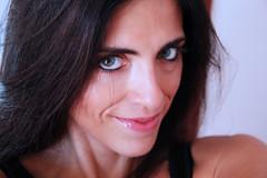 (Jessica Villarreal) Tags: portrait blackandwhite woman selfportrait girl face self bn viso primopiano