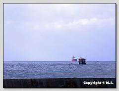 Offshore (SMassimo965) Tags: sea italy port italia mare liguria genoa genova liguriansea moorings canonef24105mmf4lisusm petroliera mareligure massimo965 boapetrolifera buoyoil