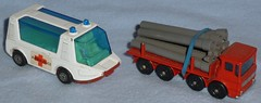 09-27-2014 Purchases (Darth Ray) Tags: truck 1971 10 no pipe series matchbox leyland lesney stretcha fetcha