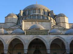 Süleymaniye, roofline