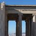 North porch view, The Erechtheion