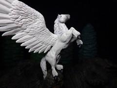 Pegasus (ridureyu1) Tags: toy toys actionfigure pegasus rpg dungeonsanddragons dd dungeonsdragons roleplayinggame arneson tsr wingedhorse wizardsofthecoast wotc toyphotography gygax sonycybershotsonycybershotdscw690