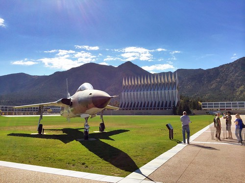 Colorado Springs - USAFA (Sept 2014) by Wesley Fryer, on Flickr