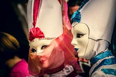 In waiting (Melissa Maples) Tags: germany deutschland costume nikon women europe mask german nikkor fancydress vr ludwigsburg marktplatz afs  18200mm venetianfestival f3556g  18200mmf3556g venezianischemesse d5100