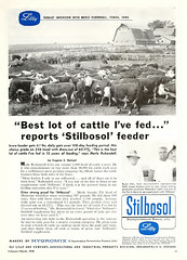 Stilbosol Advert 1958 (DES Daughter) Tags: des drugad stilbosol
