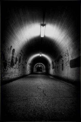 Tunnel under PCH