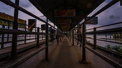 Kolkata @ Calcutta (Yesmk Photography) Tags: india kolkata calcutta hoogly muthukumar waytoferry yesmkphotography