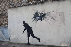 Pejac_6671 rue Edouard Manet Paris 13 (meuh1246) Tags: streetart paris paris13 ledéjeunersurlherbe edouardmanet pejac rueedouardmanet