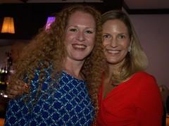 Bronwyn Dannenfelser and Danica Farley (Photo by Jen Bonin)