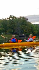 9-28-2014 Heron Happy Hour (Jo Outdoors) Tags: up stand boards kayak paddle kayaking sup kayakpittsburgh paddleboards ventureswpa venturesouthwestpa