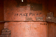 To the Point (Rudy Malmquist) Tags: lighthouse brick abandoned nature up mi point woods michigan upper remote peninsula pure mile fourteen yooper yoop ontonagen