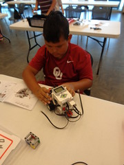 SOKC Lego Mindstorm (Pioneer Library System) Tags: lego libraries mindstorm