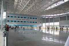 Ryugyong Health Complex and People's Open Ice Rink (Ray Cunningham) Tags: ice open north korea peoples health rink complex pyongyang dprk coreadelnorte ryugyong