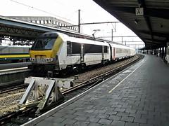 1349  Oostende  01.02.09 (w. + h. brutzer) Tags: digital train nikon eisenbahn railway zug trains locomotive 13 oostende belgien lokomotive elok eisenbahnen sncb eloks webru