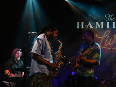 George Porter Jr & Runnin' Pardners at the Hamilton, Washington, DC, September 17, 2014