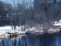 """Fishing Dock above Cold Water • <a style=""""font-size:0.8em;"""" href=""""http://www.flickr.com/photos/34843984@N07/15424674382/"""" target=""""_blank"""">View on Flickr</a>"""