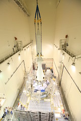 Launch Abort System Install to Orion