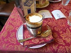 Bicerin al Caffè Torino (Pilù.2008) Tags: italy torino italia piemonte caffè cioccolato 2014 caffetorino bicerin