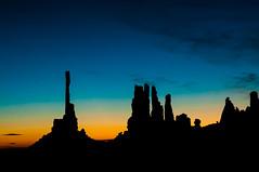 Dawn is breaking (fenicephoto) Tags: arizona totempole navajo monumentvalley navajonationalmonument totempolerock