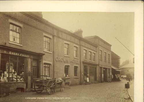 Crown Hotel, 3 Crown Street – Dec 1891