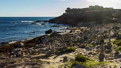 Pedras (Suso Couceiro) Tags: baroña castro piedras costa