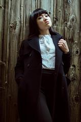 Giulia (Litvac Leonid) Tags: portrait fashion fashionable model girl asian natural light daylight texture nikon ll photography litvac leonid italy italia