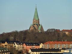 Sofia kyrka (skumroffe) Tags: sofiakyrka kyrka kirche kirke church kyrktorn södermalm stockholm sweden churchtower tower torn torre turm