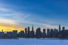 Sunset Over Manhattan (jomak14) Tags: longislandcity newyork queens wheremyrunningshoestakeme iphone6plus sunset midtownmanhattan eastriver skyline urbanlandscape