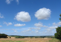 Charentaise clouds (jonathan charles photo) Tags: charente maritime landscape big sky clouds round skyscape art photo jonathan charles topf25